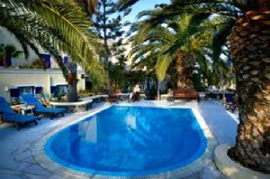 Hermes Hotel: Small Pool