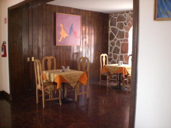 Casa del Gobernador Hotel Petite Suite : Estilo rustico