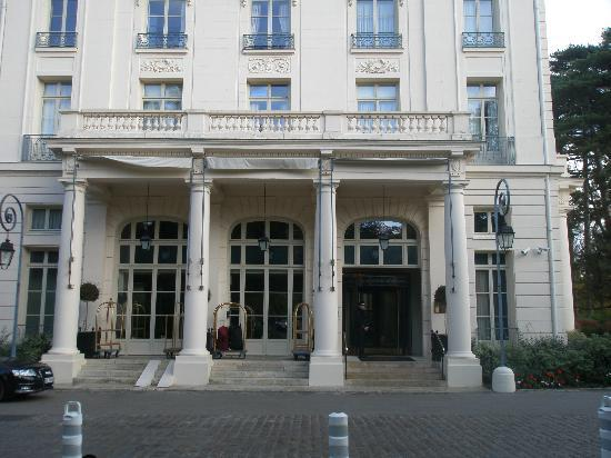 Trianon palace picture of trianon palace versailles a waldorf astoria hotel versailles - Hotel trianon versailles ...