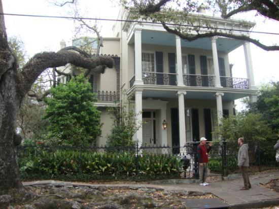 Anne Rice House Picture Of Historic New Orleans Tours
