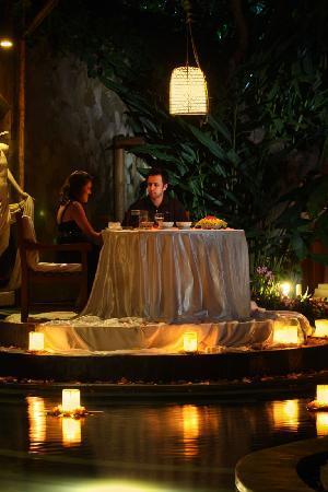 Dewani Villa: special dinner