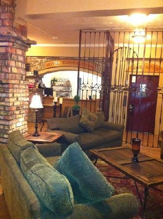 Pismo Beach Hotel: lobby