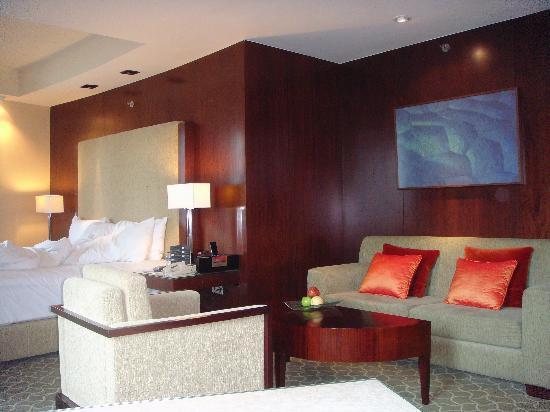 AYANA Midplaza JAKARTA: Corner Suite