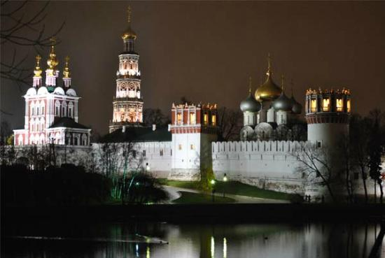 New Maiden Convent Tour with Moscow-City Guide www.moscow-cityguide.com