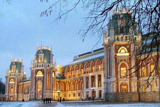Moscou, Russie : Royal Estates with Moscow-City Guide www.moscow-cityguide.com