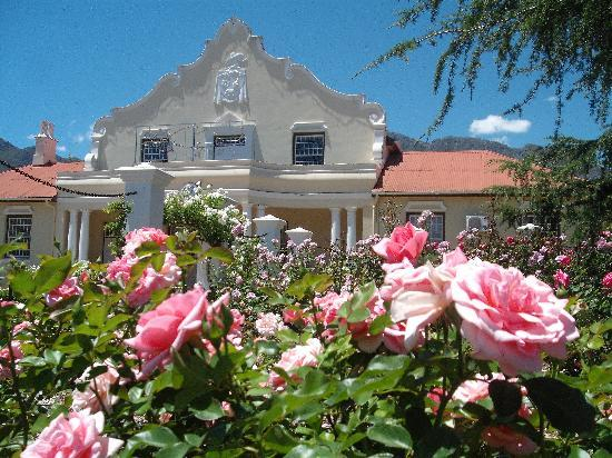 La Cabriere Country House: The beautiful Franschhoek Town Hall