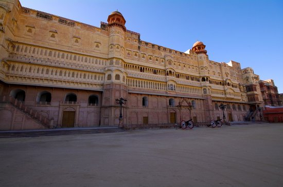 Bikaner, India: Junagarh Fort