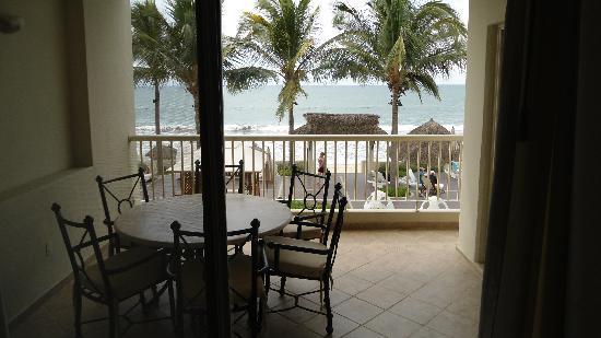 Bel Air Collection Resort & Spa Vallarta : Vu du balcon