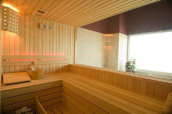 Adenya Hotel: King Suit Sauna