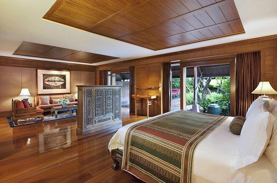 โรงแรมเชอราตัน แกรนด์ สุขุมวิท: Rama Suite