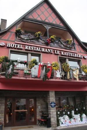 Kastelberg Hotel: L'albergo