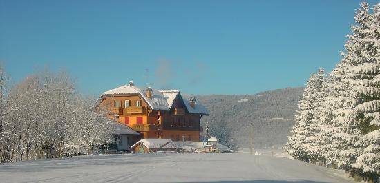Hotel Da Barba: Hotel Inverno
