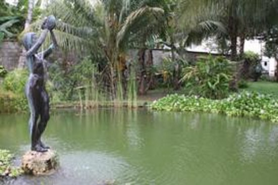 Sculpture Garden Resort