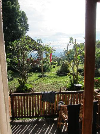 Karangsari Guest House: room with a view
