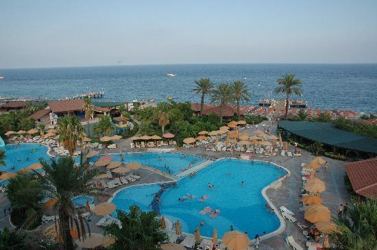 Akka Alinda Hotel: view