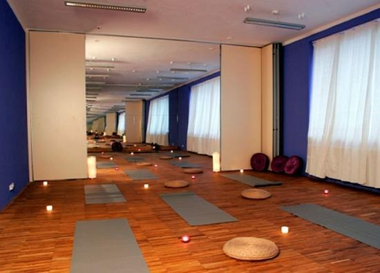 Resort Svata Katerina: Yoga room