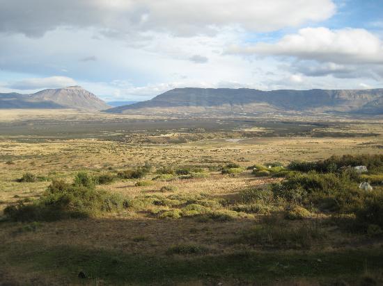 EOLO - Patagonia's Spirit - Relais & Chateaux: La vue