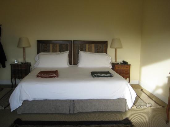 EOLO - Patagonia's Spirit - Relais & Chateaux: La chambre