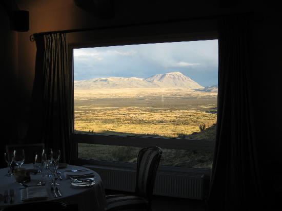 EOLO - Patagonia's Spirit - Relais & Chateaux: Le restaurant