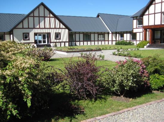 EOLO - Patagonia's Spirit - Relais & Chateaux: L'hôtel