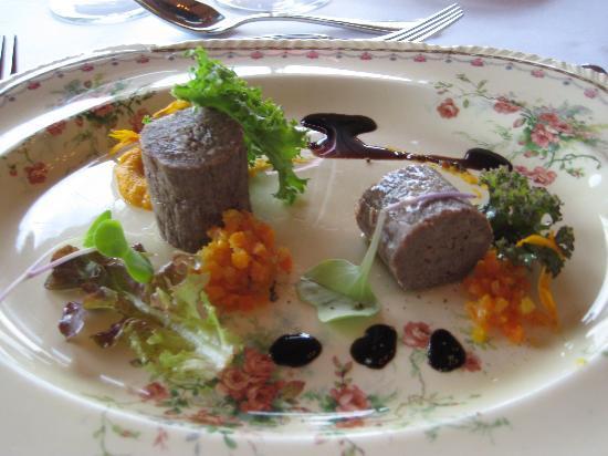 EOLO - Patagonia's Spirit: Repas l'entrée Pâté de lièvre