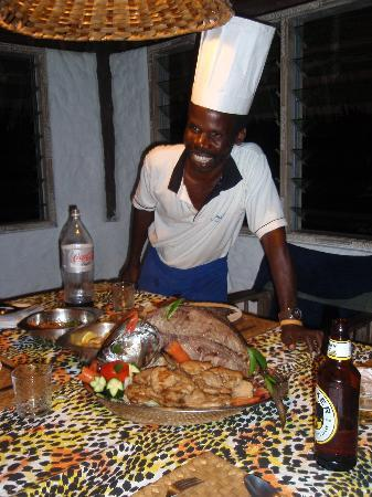 Shambani Cottages: Kassim the best!