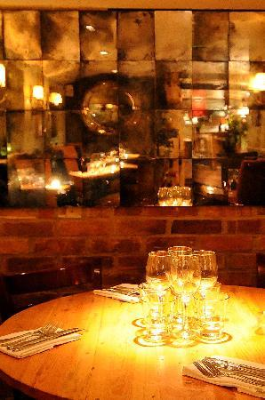 The Rising Sun: dining
