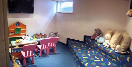 Hotel Casada: Spielzimmer Siggi