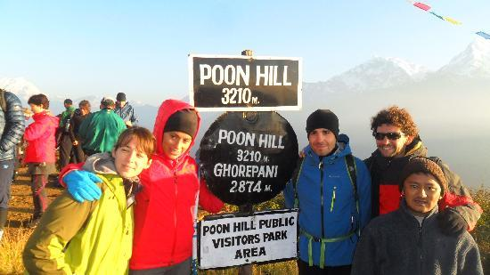 Annapurna Region, Nepal: Poonhill trek