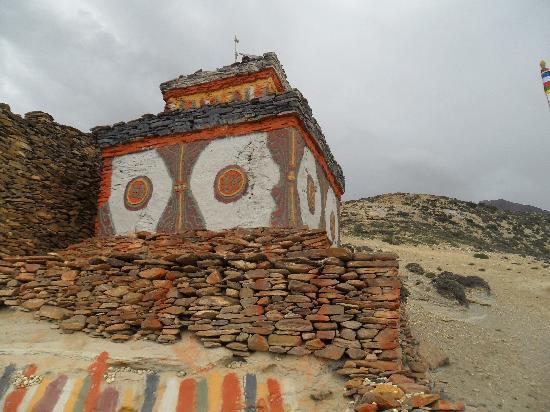 Annapurna Mountain Range: Mustang trek