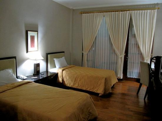 Campago Hotel: Hotel room