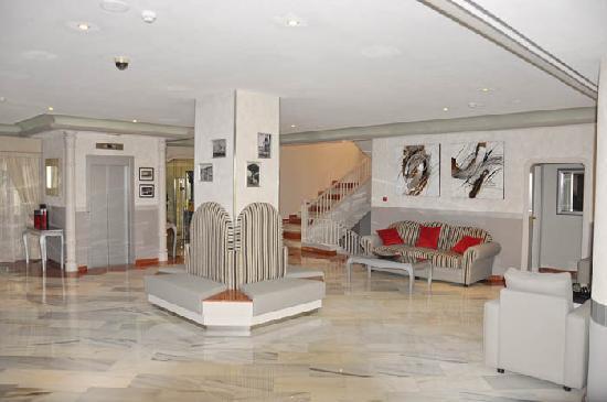 Chayofa Country Club : Reception area