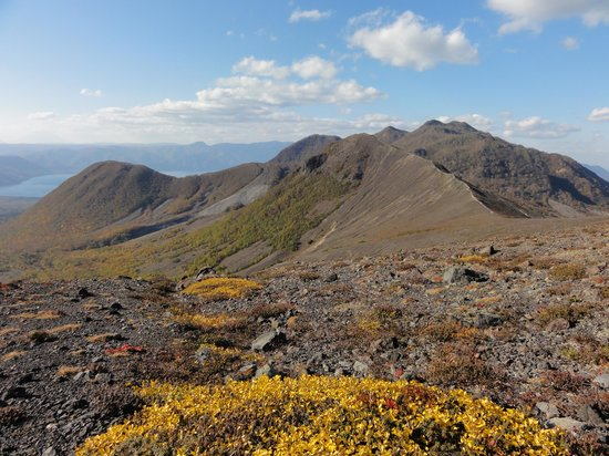 Mount Tarumae  Tomakomai