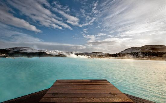 Grindavik, Islandia: The Blue Lagoon
