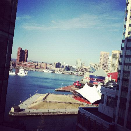 Four Seasons Baltimore: Room with a view