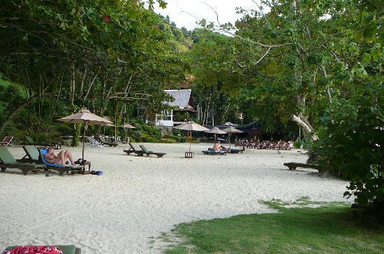 Sea View Resort & Spa Koh Chang: Beach