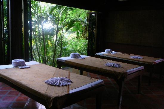 Sea View Resort & Spa Koh Chang: spa