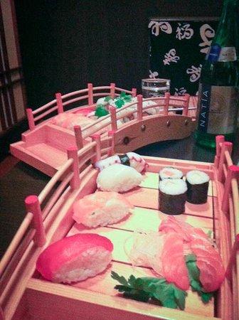Hanabi : sushi