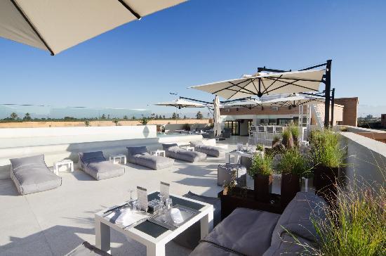 Cesar Resort & Spa: SkyBar
