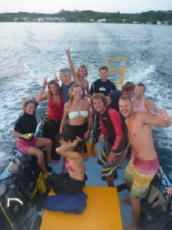 Gunter's Ecomarine : Come diving... fun fun fun