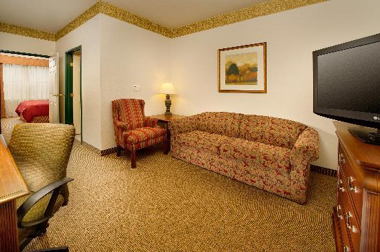 Country Inn & Suites by Radisson, Chambersburg, PA: King One Bedroom Suite