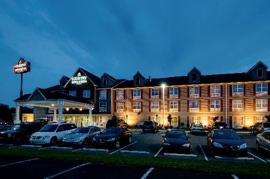 Country Inn & Suites By Carlson, Chambersburg: Exterior