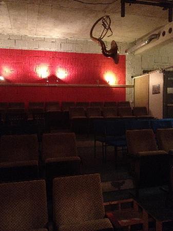 The Irish Folk Club Munich Interior