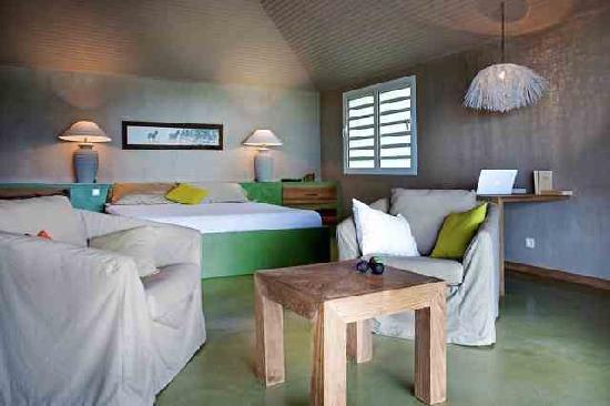 Karibuni Lodge: GREEN ROOM