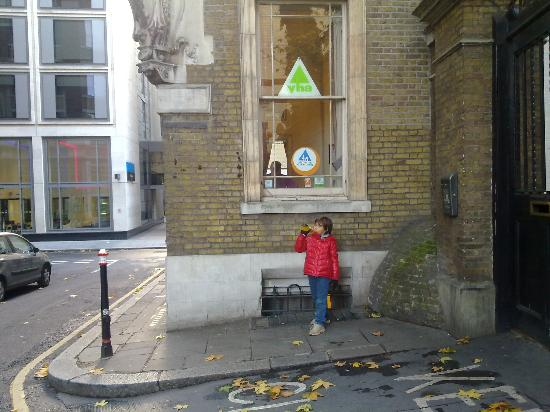 YHA London St Pauls: esterno