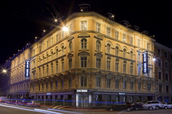 Good Morning Copenhagen Star: Copenhagen Star Hotel
