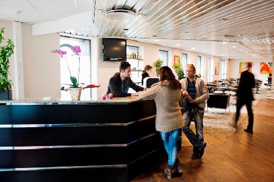 Copenhagen Star Hotel: Lobby