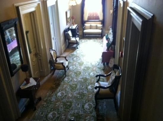 Harry Packer Mansion Inn: Overlooking the 2nd Floor of the Mansion