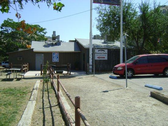 Keene Cafe