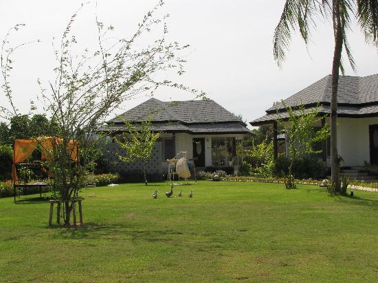 Perennial Resort: los tres cuartos que son lindas casitas